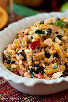 Mexican Corn Salad Recipe on Yummly