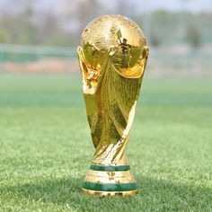 FIFA World Cup 2018 Champion Trophy Gold Football Fan Award Gift Tall for sale online Football Awards, Football Fans, World Cup 2018, Fifa World Cup, World Cup Trophy, Champions Trophy, Adventure Time, Best Player, Bronze