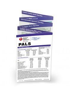 AHA PALS Pocket Reference Card