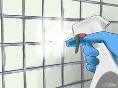 Cómo eliminar los hongos de la pared del baño