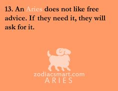 Aries-Dislikes-Traits