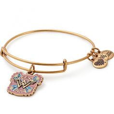 Shop for Alex and Ani Peace Love Wonder Woman Charm Bangle - Get free delivery On EVERYTHING* Overstock - Your Online Jewelry Shop! Alex And Ani Bracelets, Bangle Bracelets With Charms, Bangles, Wonder Woman Party, Wonder Woman Movie, Geek Jewelry, Jewelry Accessories, Wonder Woman Pictures, Fashion Jewelry Stores