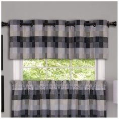 Harvard Valance, Black