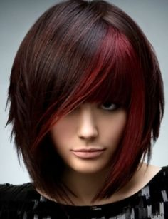 LOVE this. If I wanted short hair, this would be what I would do.