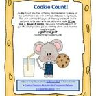 Cookie Count is a free offering that is similar to many of the  activities in my unit entitled: A Mouse in my House.  This unit contains 80 pages o...