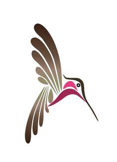 Hummingbird for carving or inlay veneer shell etc Birds – Illustrations – Art & Islamic Graphics Vogel Illustration, Bird Silhouette Art, Afrique Art, Motifs Animal, Paint Designs, Stone Art, Bird Art, Islamic Art, Rock Art