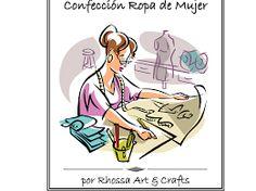 Vista previa en miniatura de un elemento de Drive Diy And Crafts, Google Drive, Sewing, Handmade, Rafael Urdaneta, Ideas, Molde, Dress, Sewing Lessons