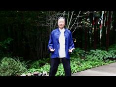(1) Master Chungliang Huang - Tai Chi Meditation - YouTube
