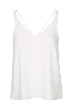 Double Strap V-Front Cami