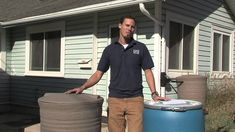 How to Use Rain Barrels Rain Barrel System, Water Wise, Water Quality, Water Garden, Permaculture, Dyi, Utah, Outdoor Decor, Water Gardens