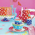 Oilily tableware