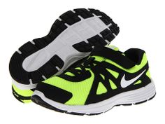 Nike Kids Revolution 2 (Little Kid) Volt/Black/White - Zappos.com Free Shipping BOTH Ways