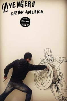 Cool Photos of Artist Trapped in His Own Manga ArtSeries - News - GeekTyrant