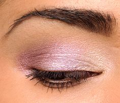 MAC Smoky Mauve Extra Dimension Eyeshadow Review, Photos, Swatches