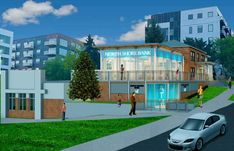 Friday Photos: North Shore Bank Building Downtown Branch » Urban Milwaukee