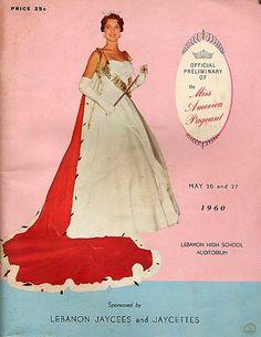 Lynda Lee Mead, Miss America 1960.