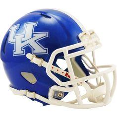 Riddell Kentucky Wildcats Speed Mini Football Helmet, Team