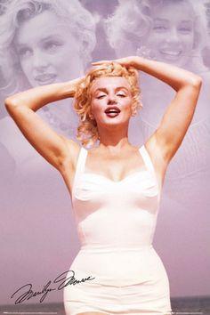 Marilyn Monroe Poster Frames at AllPosters.com