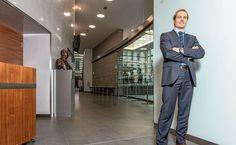 trend. Interview mit Stephan Kocher, dem für Pflanzenschutz - inklusive Glyphosat - zuständigen Geschäftsführer von Monsanto Deutschland und Österreich. Trends, Double Breasted Suit, Interview, Suit Jacket, Suits, Jackets, Fashion, Crop Protection, Germany