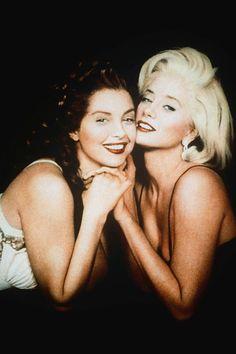 Ashley Judd, Mira Sorvino, Norma Jean and Marilyn