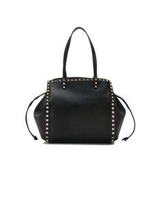 Купить Valentino сумка-тоут 'Rockstud' Valentino Garavani.