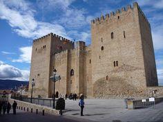 Efimerata_9 Castillos que no puedes dejar de ver en Burgos. Medina de Pomar