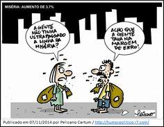 Aumento da pobreza na América Latina é sinal negativo