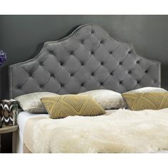 Found it at Wayfair - Grant Upholstered Headboard