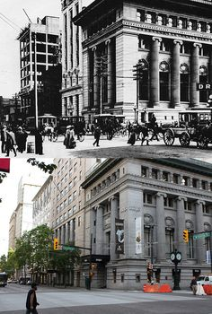 Hastings and Granville - 1908/2010