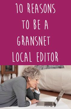 We're recruiting editors to run Gransnet Local sites all over the country, and are looking for sociable, tech-savvy gransnetters to take charge.