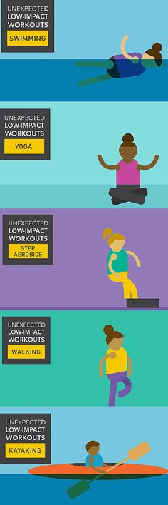 21 Low-Impact Workouts That Are More Effective Than You Think