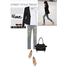 Street Style Trends We Love For Spring With @Monica Botkier Style And The #Legacy #SmallSatchel #Handbag.