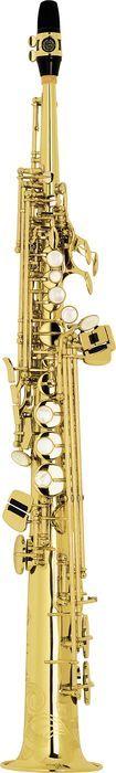 Selmer soprano saxophone.