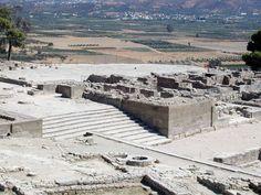 Sito archeologico di Cnosso.