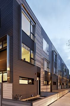 Flexhouse / Interface Studio #Architects + Sullivan Goulette & Wilson