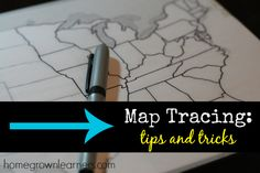 I encourage my son to trace for the following reasons:  It develops a habit of attention. It allows for a great looking finished product we ...