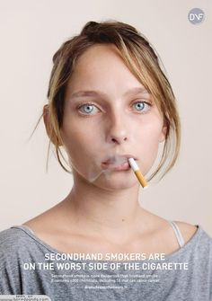 Quit Smoking Tips. Kick Your Smoking Habit With These Helpful Tips. There are a lot of positive things that come out of the decision to quit smoking. Smoking Campaigns, Ad Campaigns, Passive Smoking, Stop Cigarette, Anti Smoking, Smoking Kills, Nicotine Addiction, Stop Smoke, Smoking Cessation