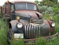 Chevrolet vintage truck