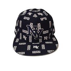 691d050b7bc NY Embroidered Printed Baseball Cap. Hats For MenCool Baseball CapsFlat ...