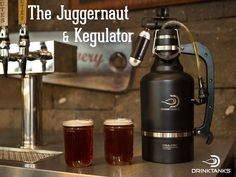DrinkTanks Offers the World's Largest Growler & Personal Keg's video poster