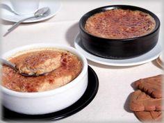 Pour les amateurs de spéculoos, je suis certaine que cette petite recette est pour vous !! Vu que je venais de faire une recette à base de blancs d'oeufs, il fallait que je passe mes jaunes, voici le magnifique et délicieux résultat. - Recette Dessert...