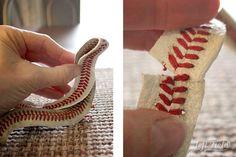 Baseball Bracelet - Life in Left Field