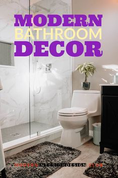 Insanely Easy Modern Bathroom Décor Updates ** Find out more at the image link.