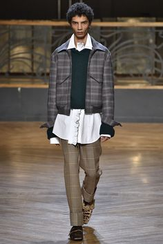 Wooyoungmi Fall 2017 Menswear Collection - Fashion Unfiltered