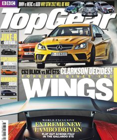 BBC Top Gear Magazine : Magazines | Drive Away 2Day  http://blog.driveaway2day.com/2012/11/bbc-top-gear-magazine-magazines.html