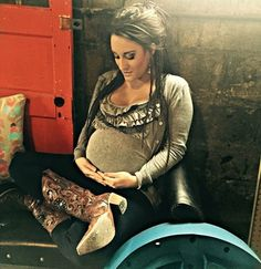 gorgeous baby bump