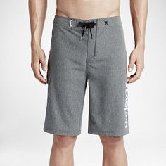 """Hurley Heathered One And Only Men's 22"""" Boardshorts. Nike.com"""