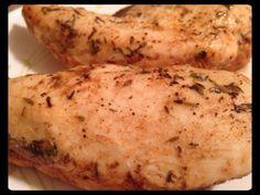 Slow Cooker Balsamic Apple Chicken