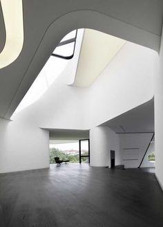 Luminous ceilings. http://mechanoid.tumblr.com/post/6357754553