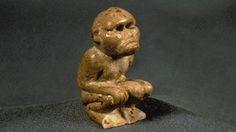 A model of a monkey